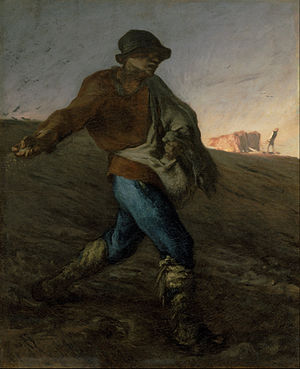 James Gleeson - Image: Jean François Millet The Sower Google Art Project