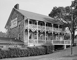 Jean Bonnet Tavern - Jean Bonnet Tavern, 2005
