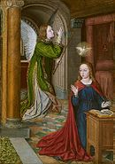 Jean Hey - The Annunciation