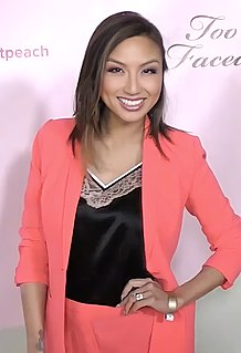 Jeannie Mai American television presenter and personal stylist