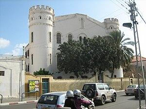 Yefet Street - Saint Joseph Monastery