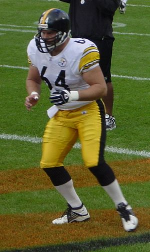 Jeff Hartings - Hartings in 2002.