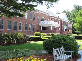 Wenham, Massachusetts - Jenks Library, Gordon College
