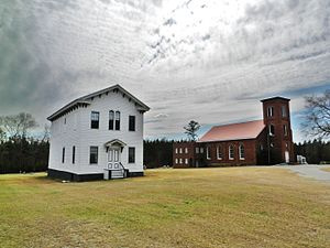 National Register of Historic Places listings in Hancock County, Georgia - Image: Jewell Historic District