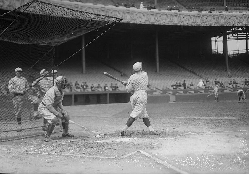 Jigger Statz, New York NL (baseball) LCCN2014710550 (cropped)