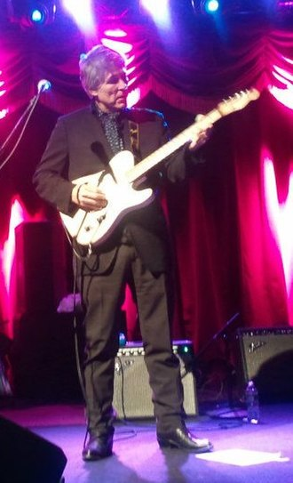 Jim Campilongo - Image: Jim Campilongo On Stage