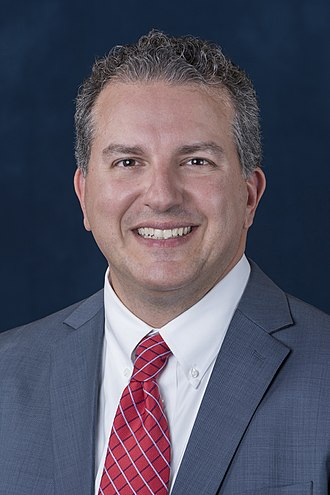Chief Financial Officer of Florida - Image: Jimmy Patronis official photo