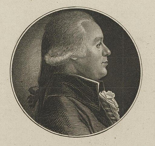 Johann Friedrich Degen 1