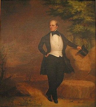 John McNairy - McNairy, early 1800s