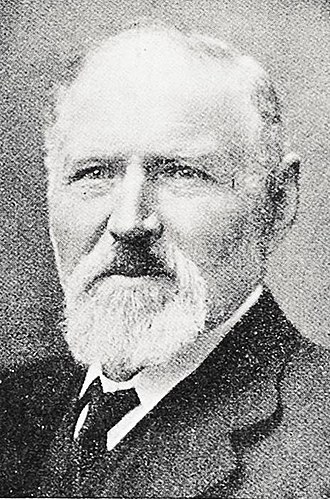 John Anstey - John Anstey in circa 1919