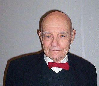 John Fenn (chemist) - Fenn in 2005