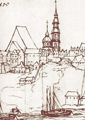 Jesuit Church, Warsaw
