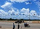 Plac Mauzoleum Johna Garanga w Juba.JPG