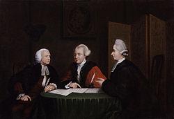 anonymous: John Glynn, John Wilkes and John Horne Tooke
