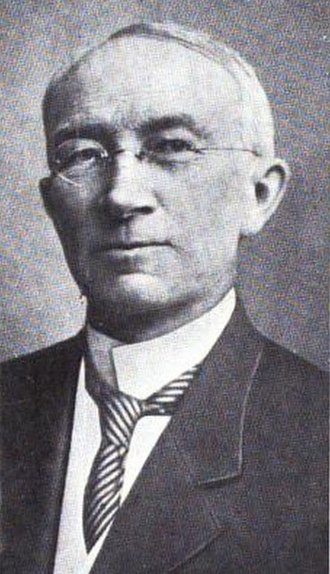 John H. Watson (Vermont judge) - From 1919's Vermont, Its Government by Walter J. Bigelow