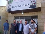 John McCain next to members of the Syrian opposition.jpg