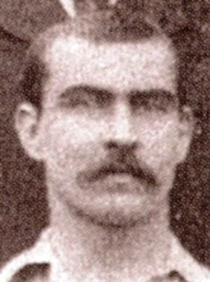 John McCartney (footballer, born 1870) - John McCartney in 1896