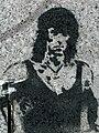 John Rambo graffiti.JPG