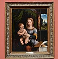 Joos van Cleve, Madonna and Child, ca. 1530, National Gallery, Oslo (2) (36298061072).jpg