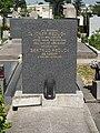 Josef Redlich grave, Vienna, 2018.jpg