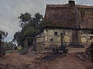 Märkischer Bauernhof