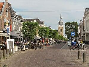 Skarsterlân - Joure town centre