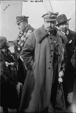 Józef Haller - Józef Haller in an undated photo