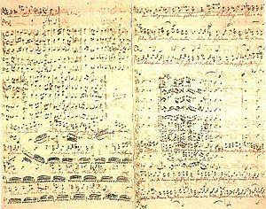 Pasión según San Mateo, BWV 244