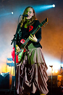 Judith Holofernes German singer, guitarist, songwriter and author