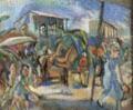 JulesPascin-1917-People in Cuba.png