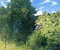 Julian Alden Weir Ravine near Branchville.jpg