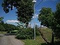 Kříž v Chýnově v Černovické ulici (Q80459241).jpg