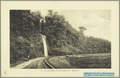 KITLV - 37383 - Demmeni, J. - Tulp, De - Haarlem - Waterfall near the railway by Anai Gorge, Sumatra - 1911.tif