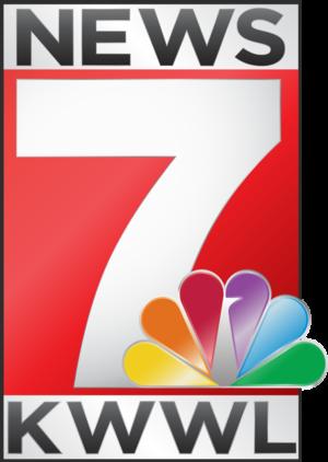 KWWL (TV) - Image: KWWL Logo Master with News
