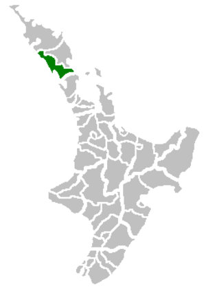 Kaipara District - Image: Kaipara Territorial Authority