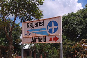 Kajjansi Airfield sign.jpg