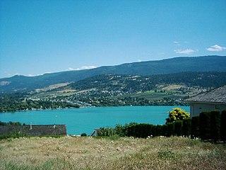 Coldstream, British Columbia District municipality in British Columbia, Canada