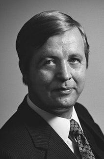 Kalevi Sorsa Prime Minister of Finland