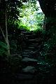 Kamakura photowalk 2012 - Hidden passage at Sugimoto-ji temple (8187037284).jpg