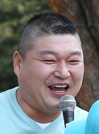 Kang Ho-dong - Image: Kang Ho Dong (cropped)