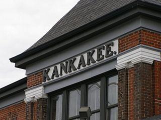 Kankakee Township, Kankakee County, Illinois Township in Illinois, United States