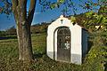 Kaplička u silnice mezi obcemi Myslejovice a Kobylničky, okres Prostějov (02).jpg