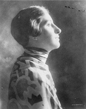 Karin Dayas - Karin Dayas in 1929.