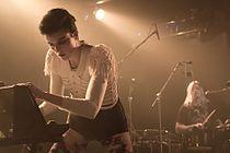 Karin Park, live on stage, Munich 2013-01-05.jpg