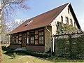 Karow Naturpark Nossentiner Schwinzer Heide Verwaltung 2011-03-29 176.JPG