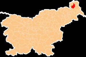 Puconci - Image: Karte Puconci si