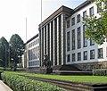 Kassel Bundessozialgericht Haupteingang seitlich.jpg