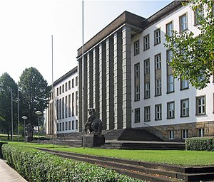Federal Social Court - Federal Social Court of Germany in Kassel