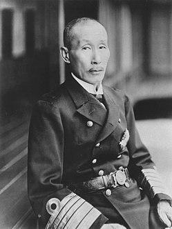 Katō Tomosaburō Japanese admiral
