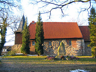 Bliedersdorf - St. Catherine's Church